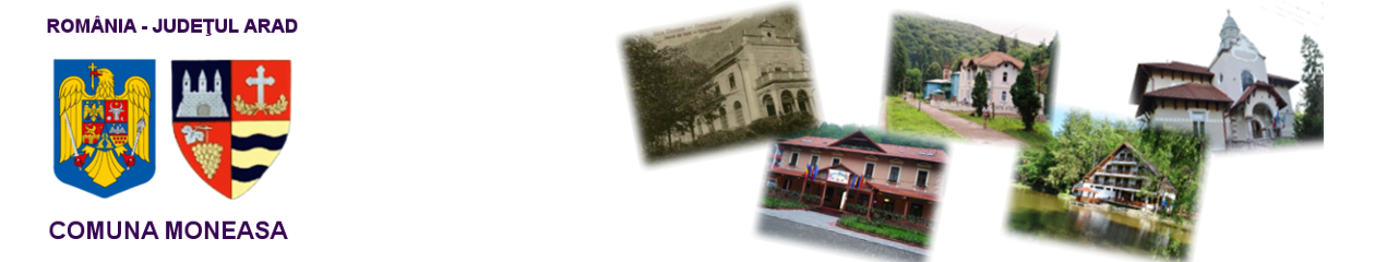 Comuna Moneasa – judetul Arad