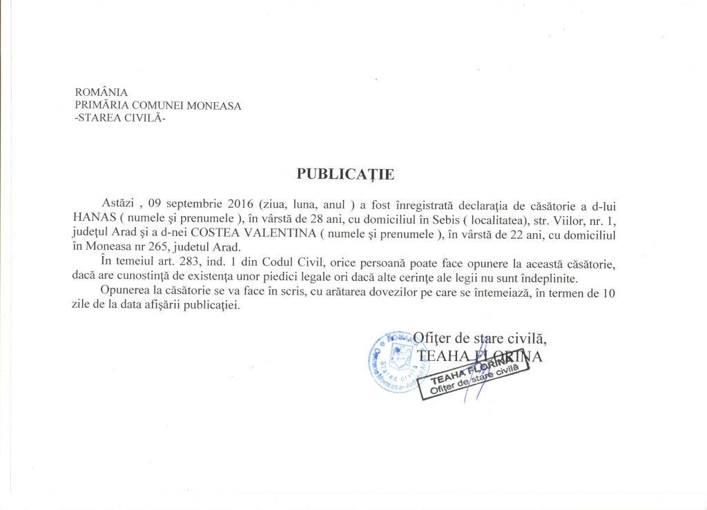 publicatie-casatorie-09092016-hanas-costea